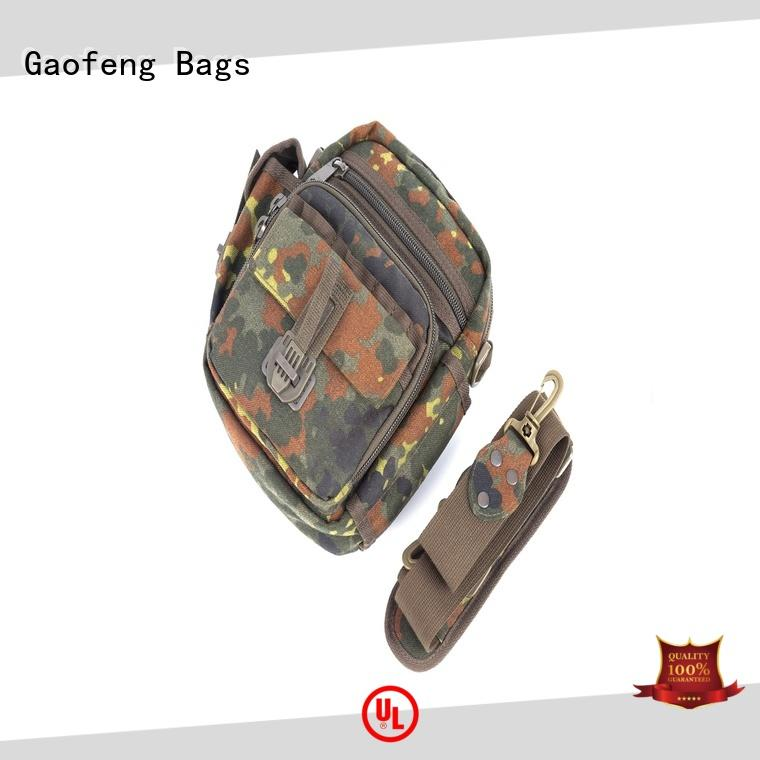 hot-sale low profile tactical backpack bulk production for shopping GF bags