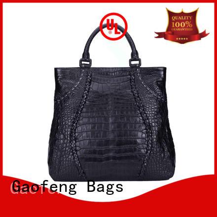 GF bags cover luxury handbags closure for women