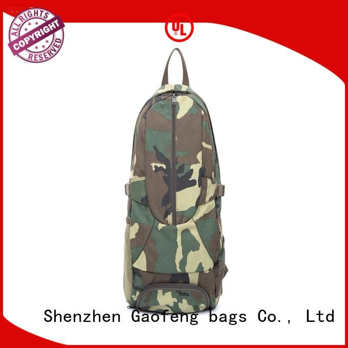 buckle military gear bags bulk production for trip