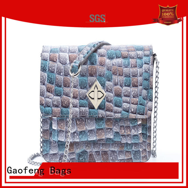 GF bags hot-sale best shoulder bags supplier for ladies