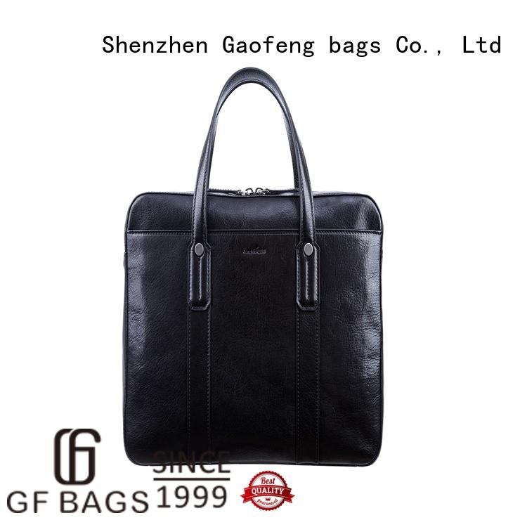 GF bags simple mens briefcase bag pattern for man
