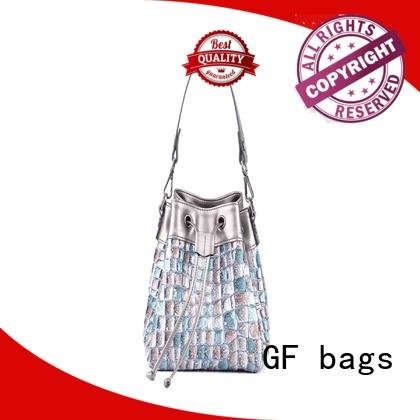 GF bags hot-sale ladies small shoulder bags shape for cosmetics