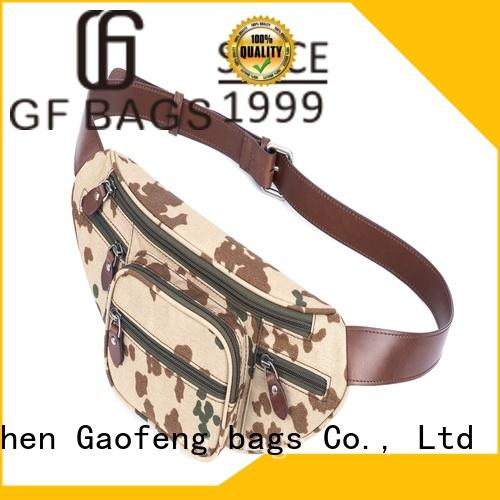 GF bags wholesale ladies cross body bags factory price for shopping