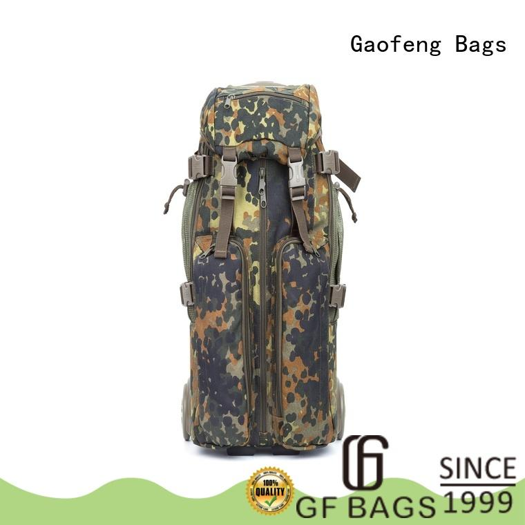 GF bags custom best tactical backpack inquire now for trip