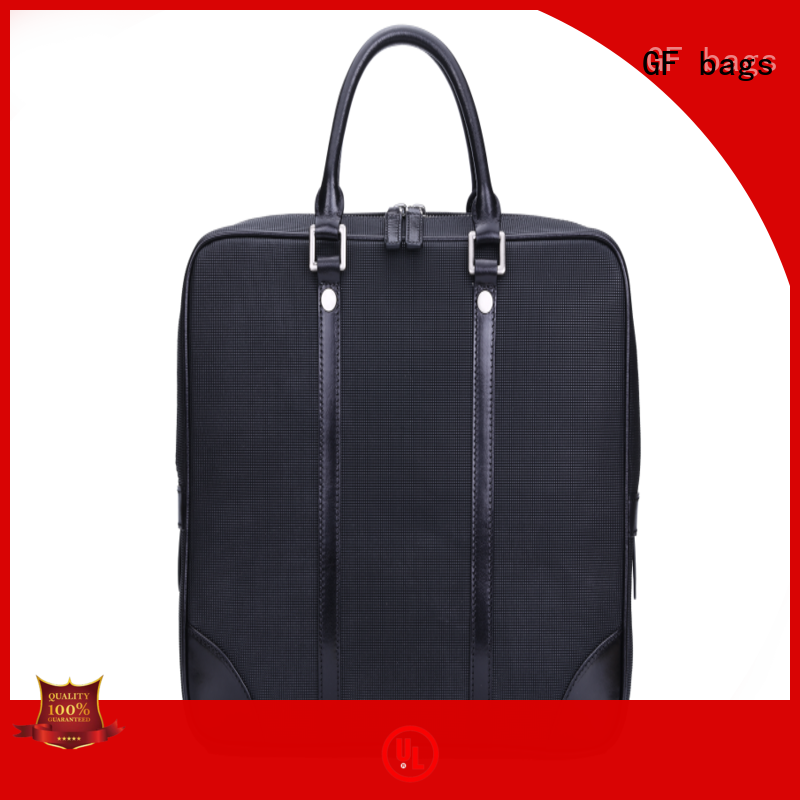 GF bags handle slim briefcase inquire now for business trip
