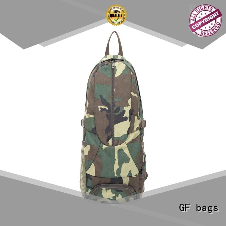 GF bags travel tactical man bag bulk production for shopping