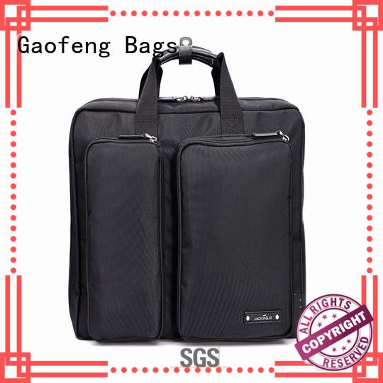 GF bags on-sale lightweight briefcase pattern for travel