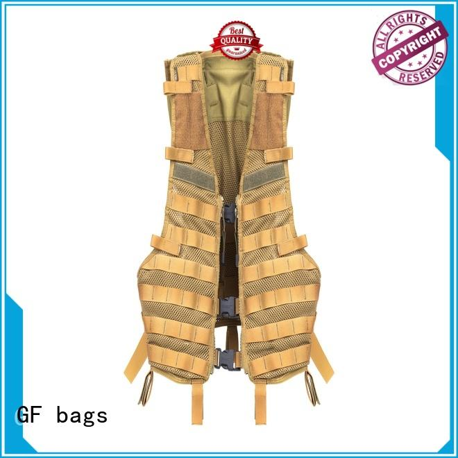 GF bags wholesale tactical bag shell for trip