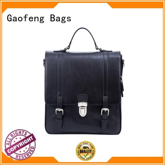 hot-sale best leather messenger bag capacity manufacturer for lady