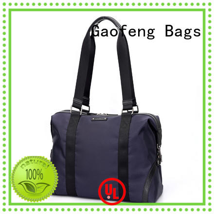 GF bags wholesale duffle manufacturer for male