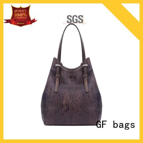 GF bags crocodile latest handbags handle for women