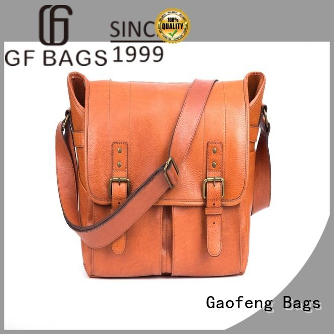 GF bags high-quality computer messenger bag for lady