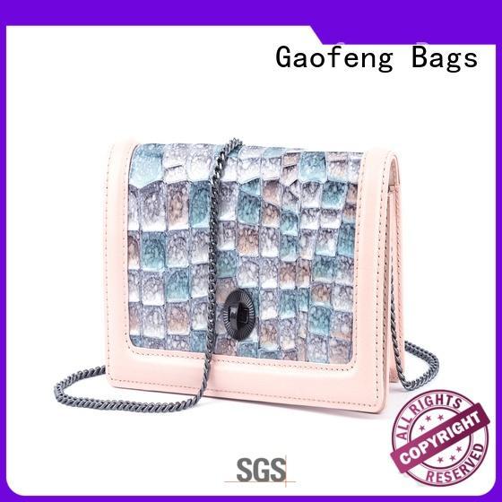 GF bags custom luxury mini bags order now for wholesale