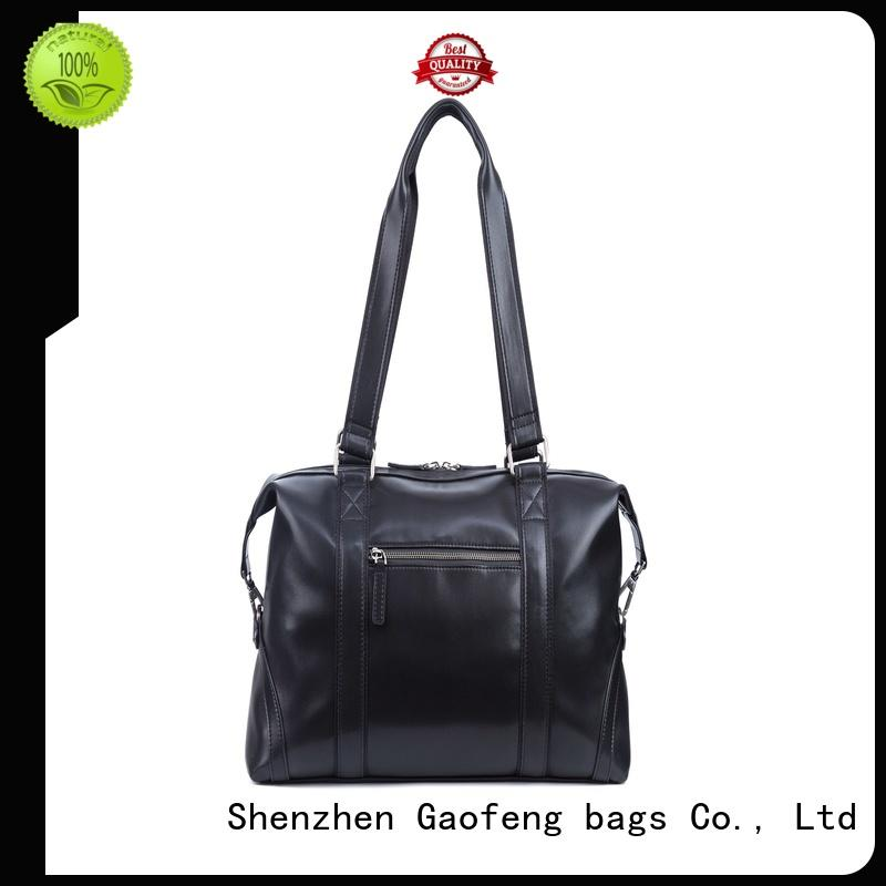 GF bags cheap leather duffle bag mens supplier for male