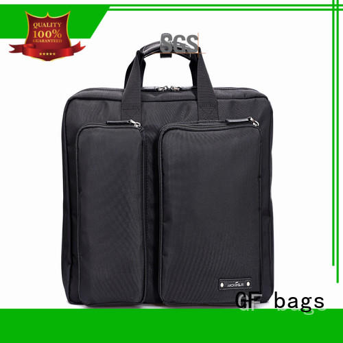 leather fashion briefcase pattern for business trip GF bags