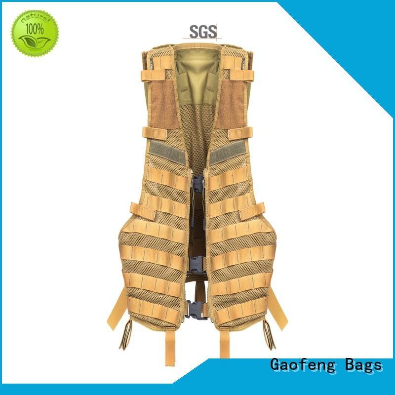 GF bags hot-sale tactical bag customization for trip