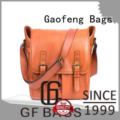 GF bags computer messenger bag bulk production for women