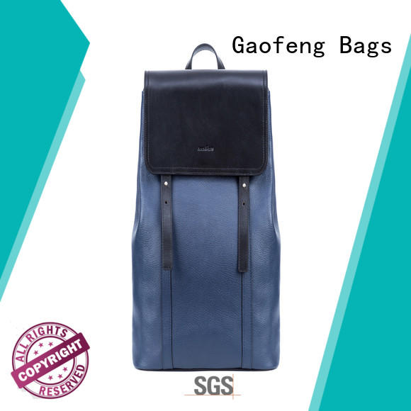 GF bags fabric good backpacks for book