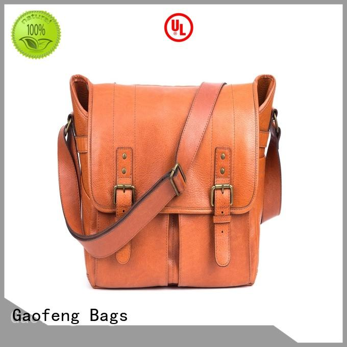 high-quality trendy messenger bag manufacturer for lady GF bags