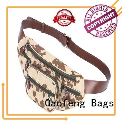 GF bags high-end ladies cross body bags factory price for trip