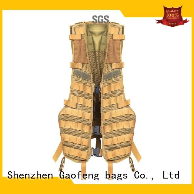 custom army military backpack customization for trip GF bags