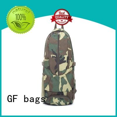 GF bags durable military style backpack customization for trip