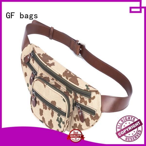 GF bags bag black body bag factory price for travel