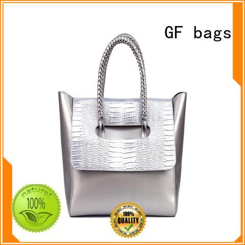 GF bags top ladies bag metal for shopping