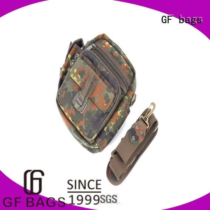 GF bags wholesale military gear bags bulk production for trip