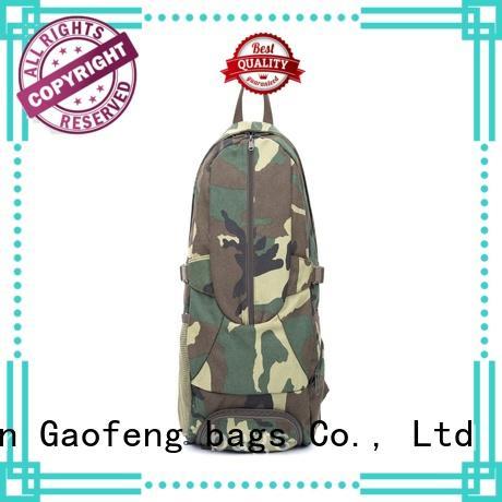 GF bags zipper tactical shoulder bag inquire now for trip