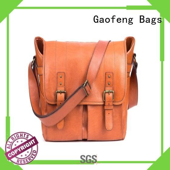 GF bags high-quality computer messenger bag for women