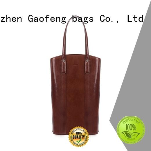 GF bags ODM tote bag with zipper buy now for women
