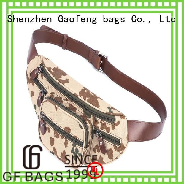 GF bags body bag supplier for travel