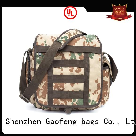 GF bags custom military tactical backpacks customization for shopping