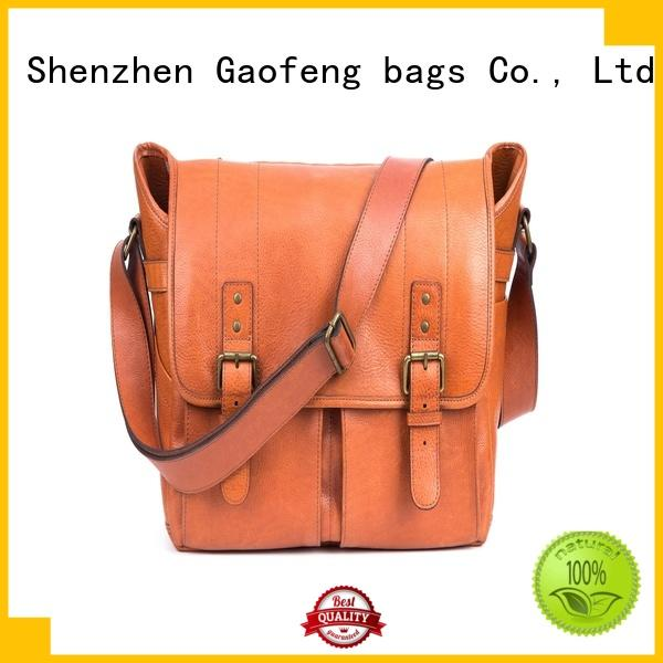GF bags style computer messenger bag for lady