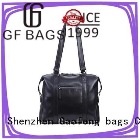 high-quality leather duffle bag mens leather bulk production for boy