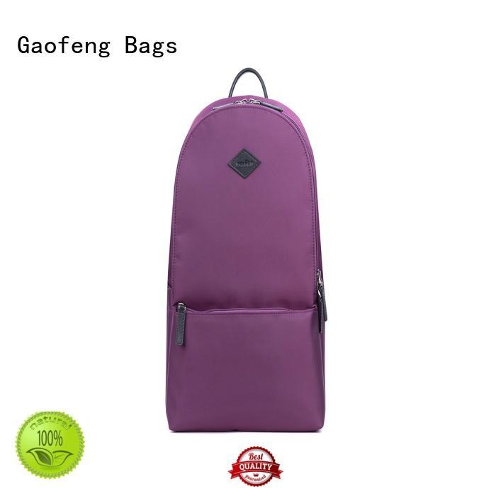 big backpack bags lock for book GF bags