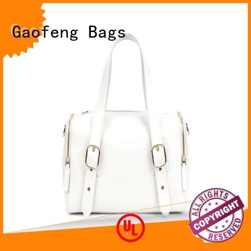 GF bags duffle luxury handbags metal for ladies