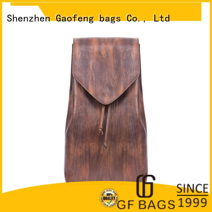 rope big backpack bags cover for student GF bags