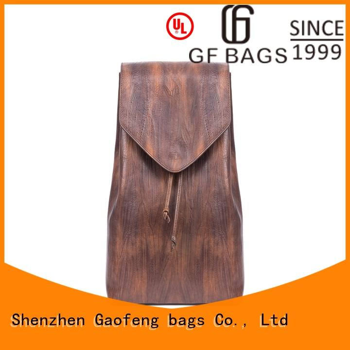 fabric outdoor backpack vegetable for student