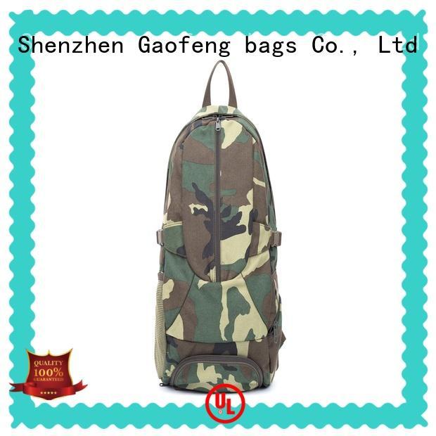 GF bags wholesale cheap tactical vest messenger for shopping