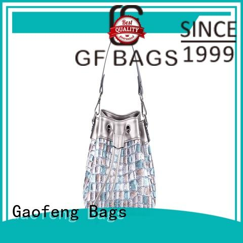 GF bags bag ladies shoulder bag factory for cosmetics