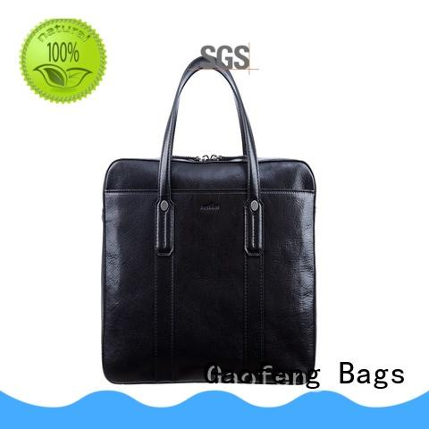 GF bags cheap business briefcase pattern for travel