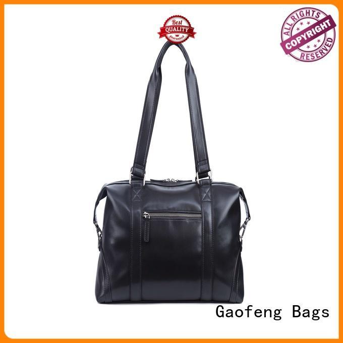 GF bags metal cheap duffle bags customization for boy