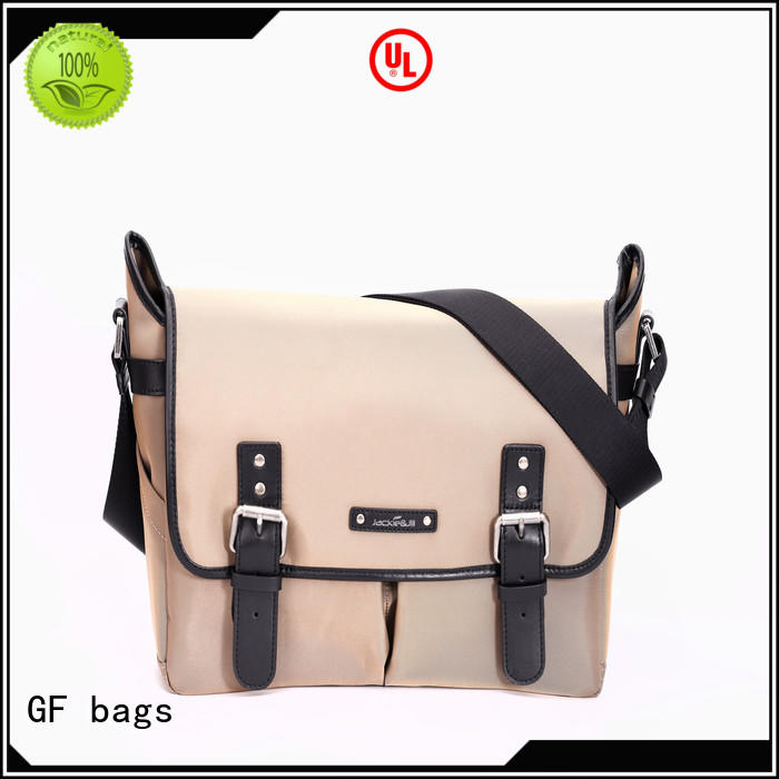 GF bags large best leather messenger bag bulk production for girls