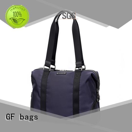 GF bags high-quality cheap duffle bags metal for male