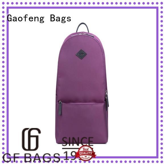 nylon cheap fashion backpacks rope for travel