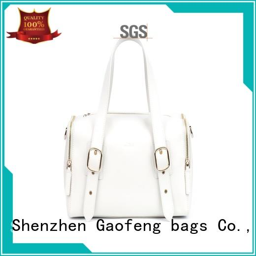 simple quality GF bags Brand duffle