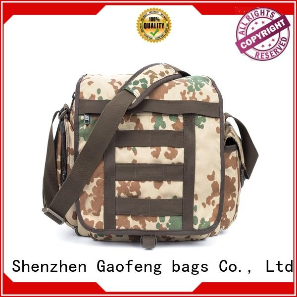GF bags wholesale military vest bulk production for trip