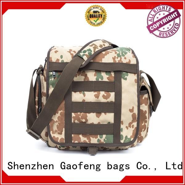 GF bags wholesale military vest bulk production for trip